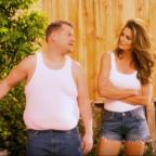 Salisbury Journal: Video: Cindy Crawford and James Corden have hilariously remade a famous advert