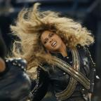 Salisbury Journal: Beyonce almost fell on stage at the Super Bowl - but recovered flawlessly