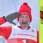 Salisbury Journal: The Jump's celebrities are not practising enough, according to Eddie the Eagle