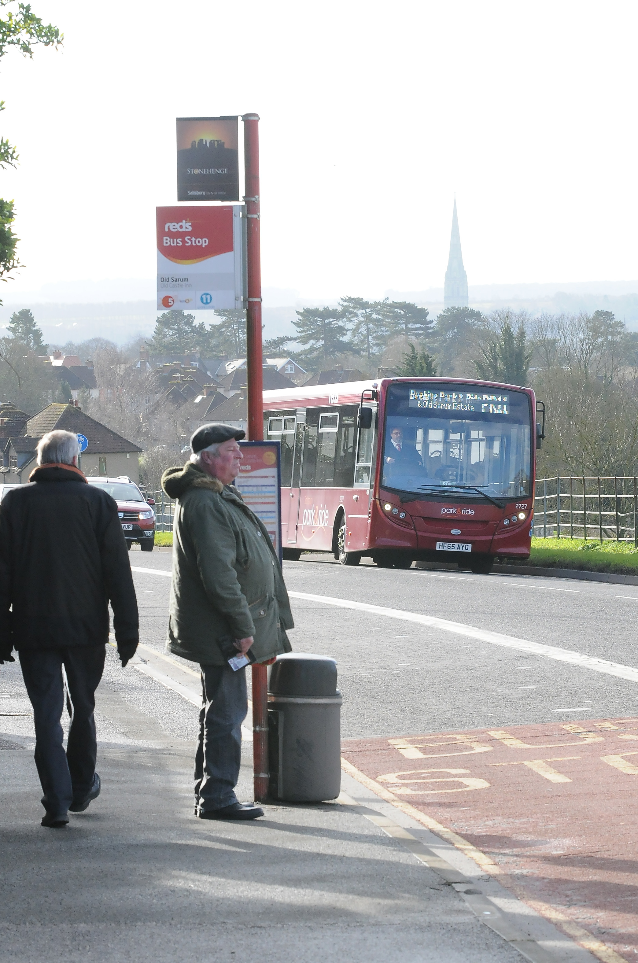 CAMPAIGN: Journal says stop bus cuts