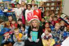 Children from Harnham Infant School dress up for their book day. DC7034P16..Picture by Tom Gregory. (55366364)