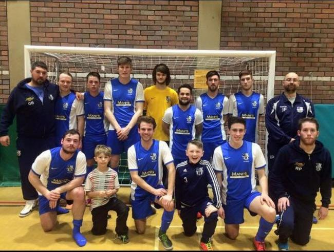 FC Salisbury United - futsal team.
