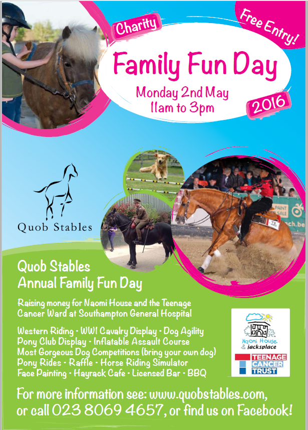 Quob Stables Family Day