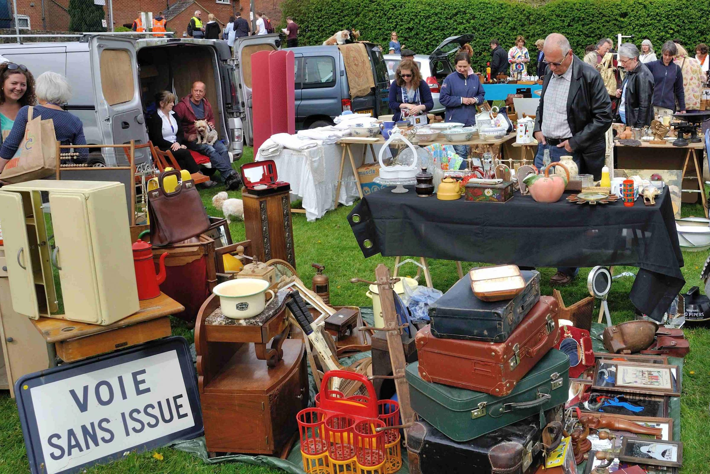 The Great Tisbury Brocante