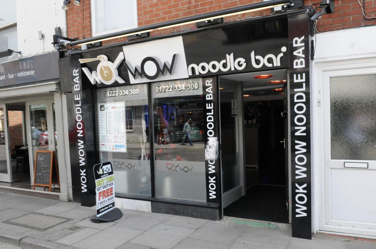 New noodle restaurant opens in city centre   Salisbury Journal
