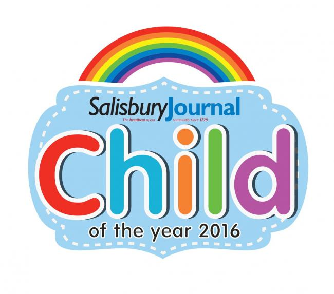 Will your child win the Salisbury Journal's Child of the Year contest?