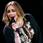Salisbury Journal: Saying Hello to Glastonbury has given Adele's 25 a boost up the albums chart