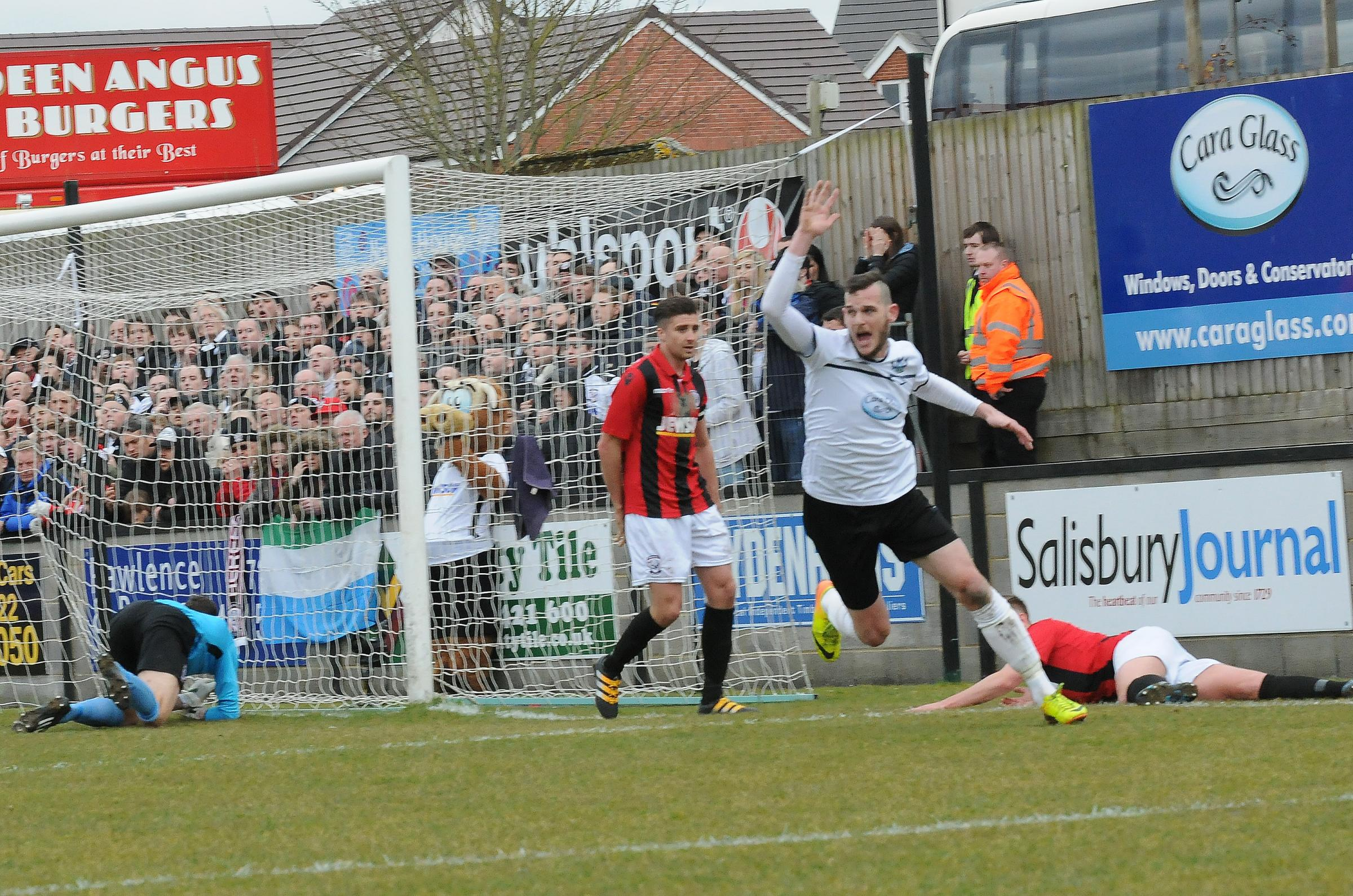 Whites draw hereford in the fa trophy salisbury journal reviewsmspy