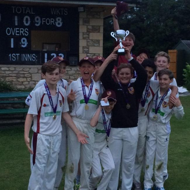 South Wilts CC under 13s