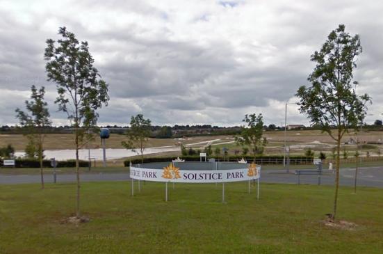 Image result for solstice park salisbury images