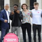 Salisbury Journal: Sadiq Khan strikes a chord with #LondonIsOpen campaign as he welcomes buskers