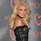 Salisbury Journal: Michelle Keegan shows off her new blonde look and steals the show