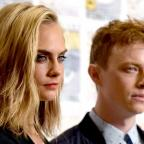 Salisbury Journal: Cara Delevingne debuts new haircut as she says she loves the Mile High Club - but she's been caught every time
