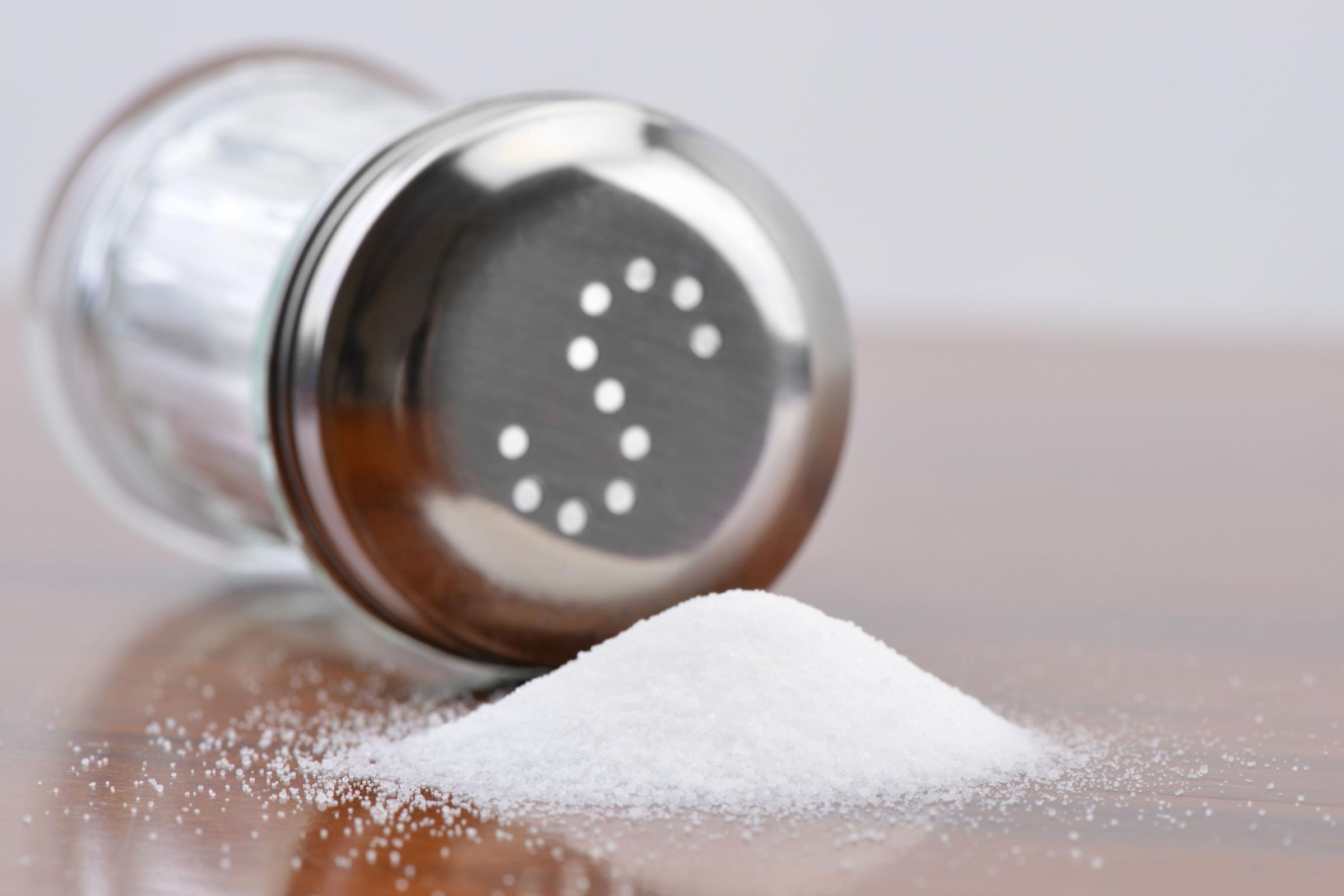 How much salt should we consume?