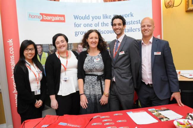 Salisbury Journal Autumn Job Fair At The Guildhall Offers A Wealth