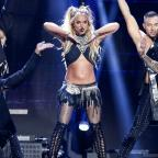 Salisbury Journal: Britney Spears was back to her best as she hit the stage at the iHeartRadio Music Festival