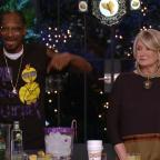 Salisbury Journal: Snoop Dogg and Martha Stewart have teamed up for a cooking show