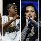 Salisbury Journal: Bringing out the big guns! J-Lo, Jay Z, Katy Perry and Jon Bon Jovi will all stage concerts for Hillary Clinton