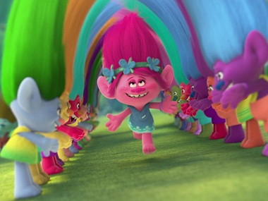 Saturday Morning Movie… And Make! - Trolls