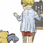 Salisbury Journal: Parents are 'over-organising' children, says Winnie-the-Pooh writer
