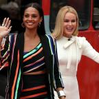 Salisbury Journal: Britain's Got Fashion! Alesha Dixon and Amanda Holden have BGT style-off
