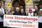 Time Team's Tony Robinson joins anti-tunnel campaign