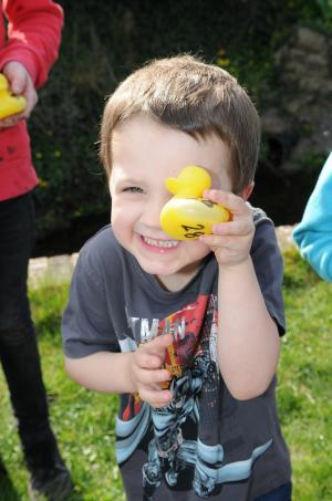 Salisbury Journal: Chilmark Duck Race in pictures. Click here for the gallery