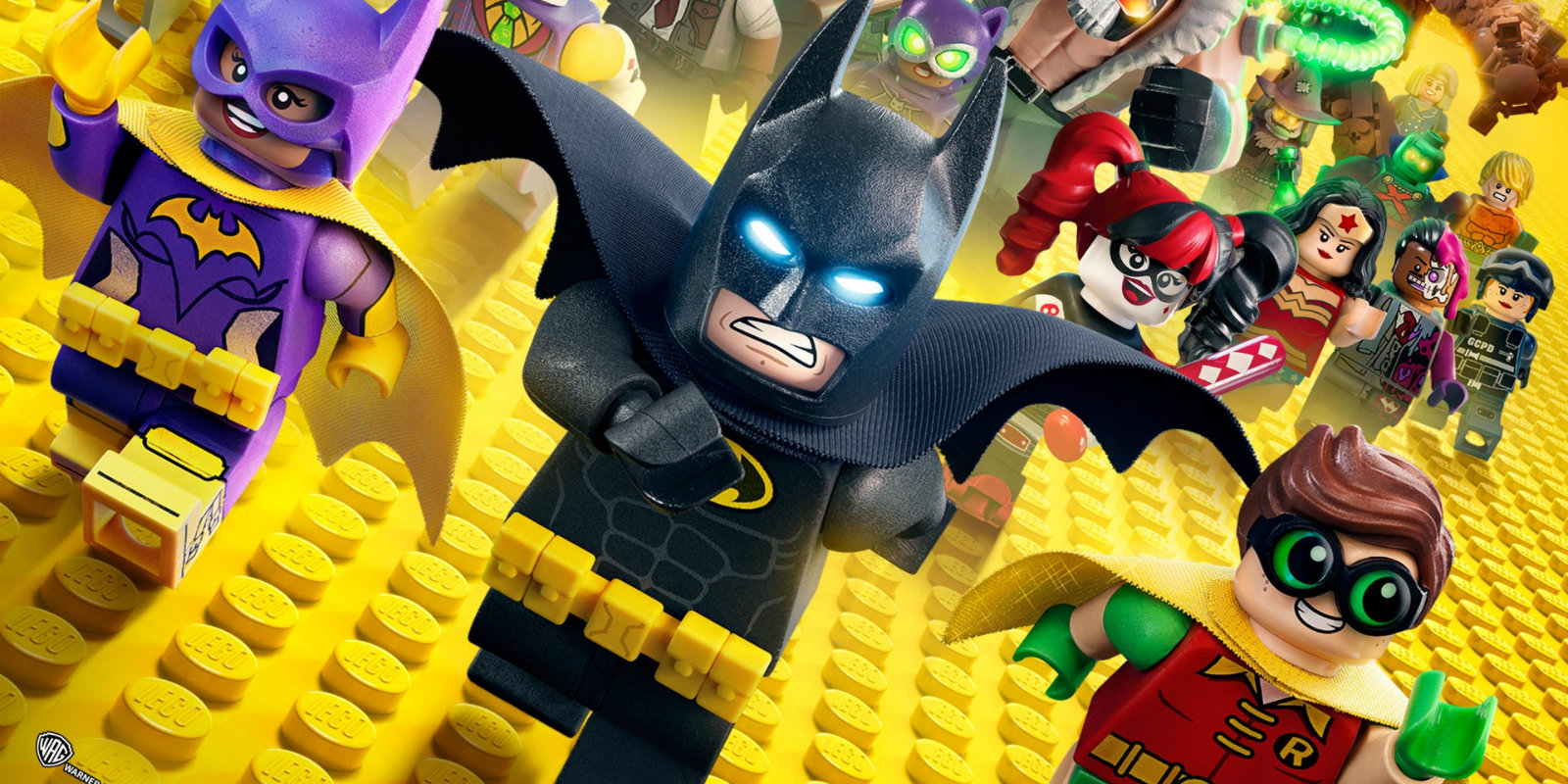 Saturday Morning Movie… and Make - The Lego Batman Movie