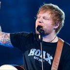 Salisbury Journal: Ed Sheeran back on top after knocking Harry Styles off singles chart summit