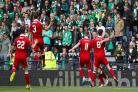 Adam Rooney nets opener after 13 seconds as Aberdeen see off Hibernian