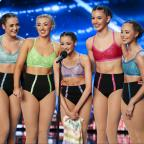 Salisbury Journal: Just Us dance troupe claim Alesha's Golden Buzzer and a slot in the BGT semi-final