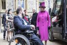 Queen marks 40th anniversary of Motability scheme