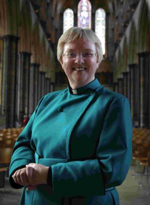 Salisbury Journal: The Very Revd June Osborne, Dean of Salisbury, is to become the next Bishop of Llandaff.