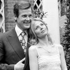 Salisbury Journal: Bond girl Britt Ekland says her 'Bond is gone' as Sir Roger Moore dies age 89