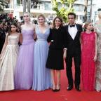 Salisbury Journal: Nicole Kidman dazzles Cannes again at The Beguiled premiere