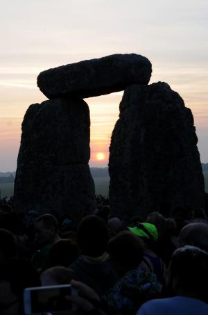 Salisbury Journal: The Summer Solstice at Stonehenge. See the picture gallery here