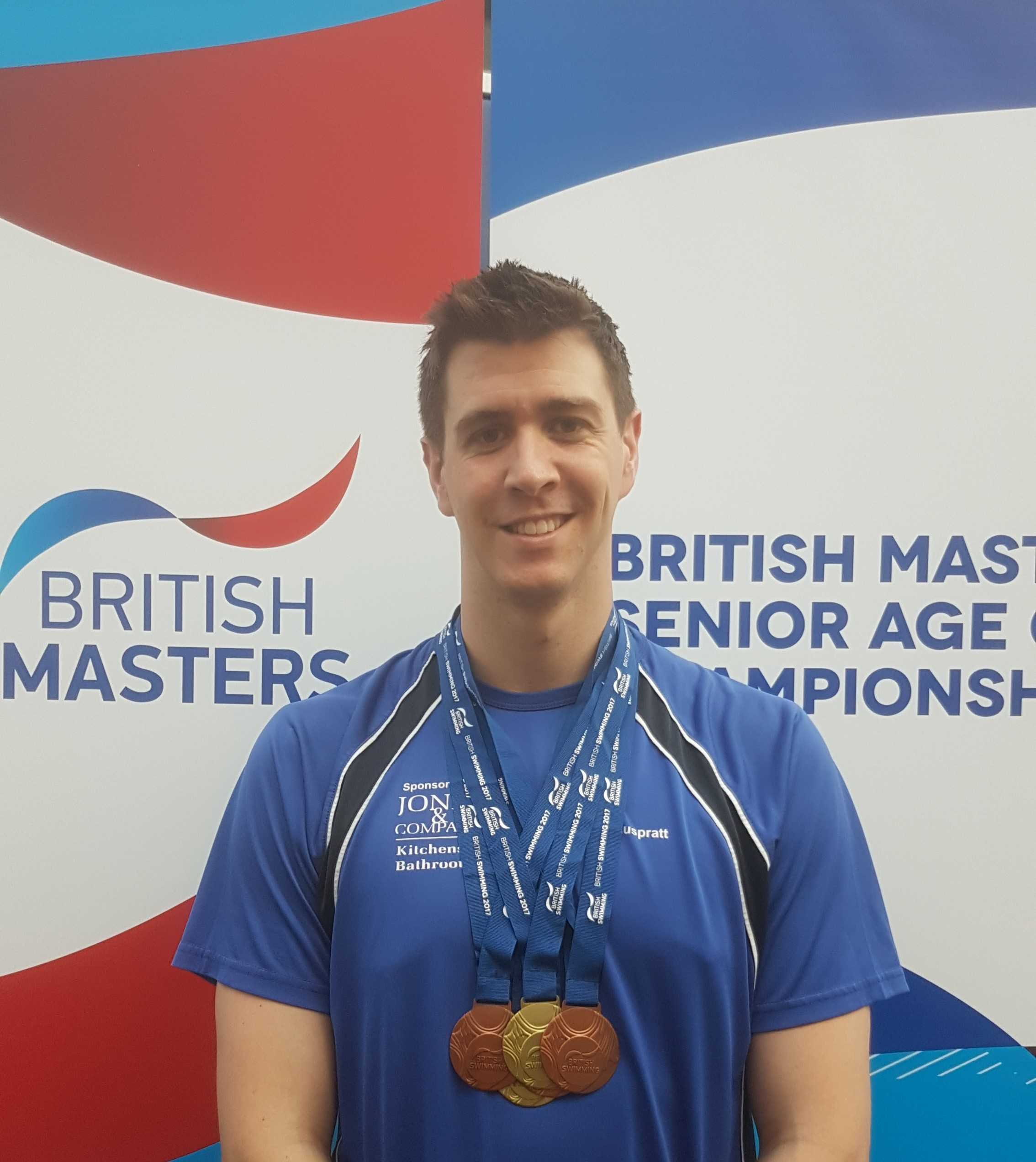 Salisbury swimmers compete at British Masters
