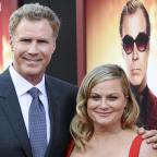 Salisbury Journal: Comedy's 'king and queen' Ferrell and Poehler celebrated in The House