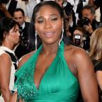 Salisbury Journal: Pregnant Serena Williams poses nearly nude on Vanity Fair cover