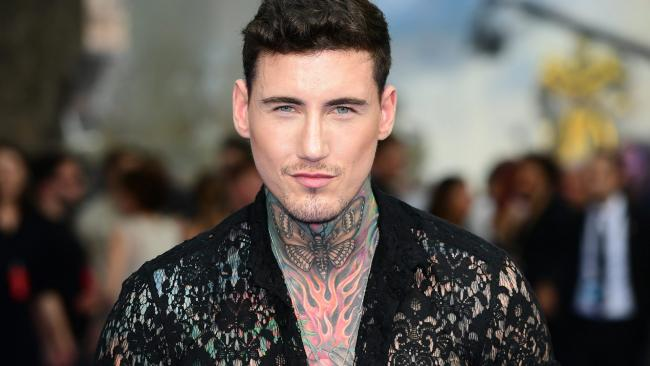 Reality TV star Jeremy McConnell 'threatened to throw acid