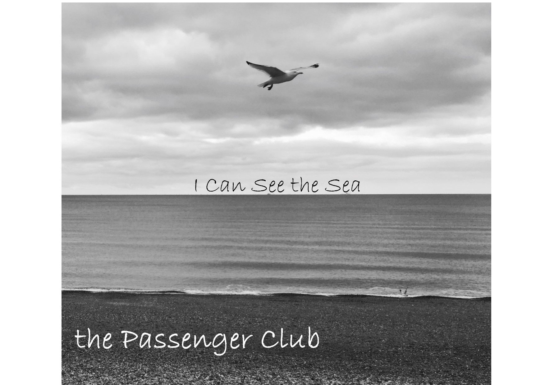 the Passenger Club debut album I Can See the Sea