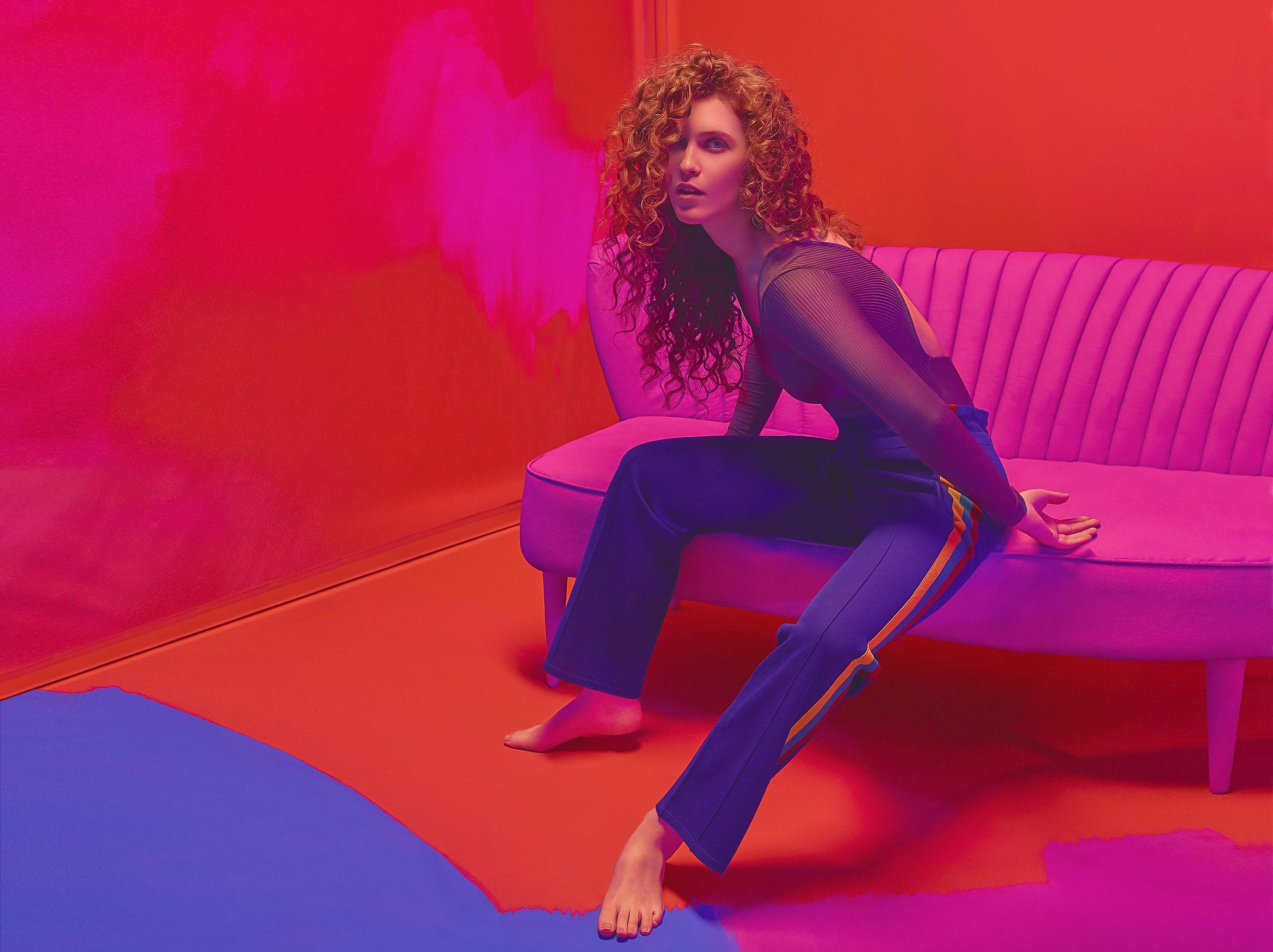 Rising star Rae Morris, who played at the Arts Centre last Tuesday