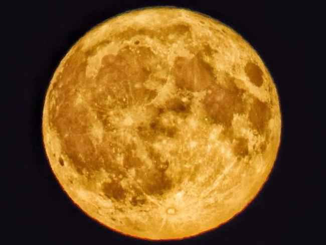 When to see the Harvest Moon this September