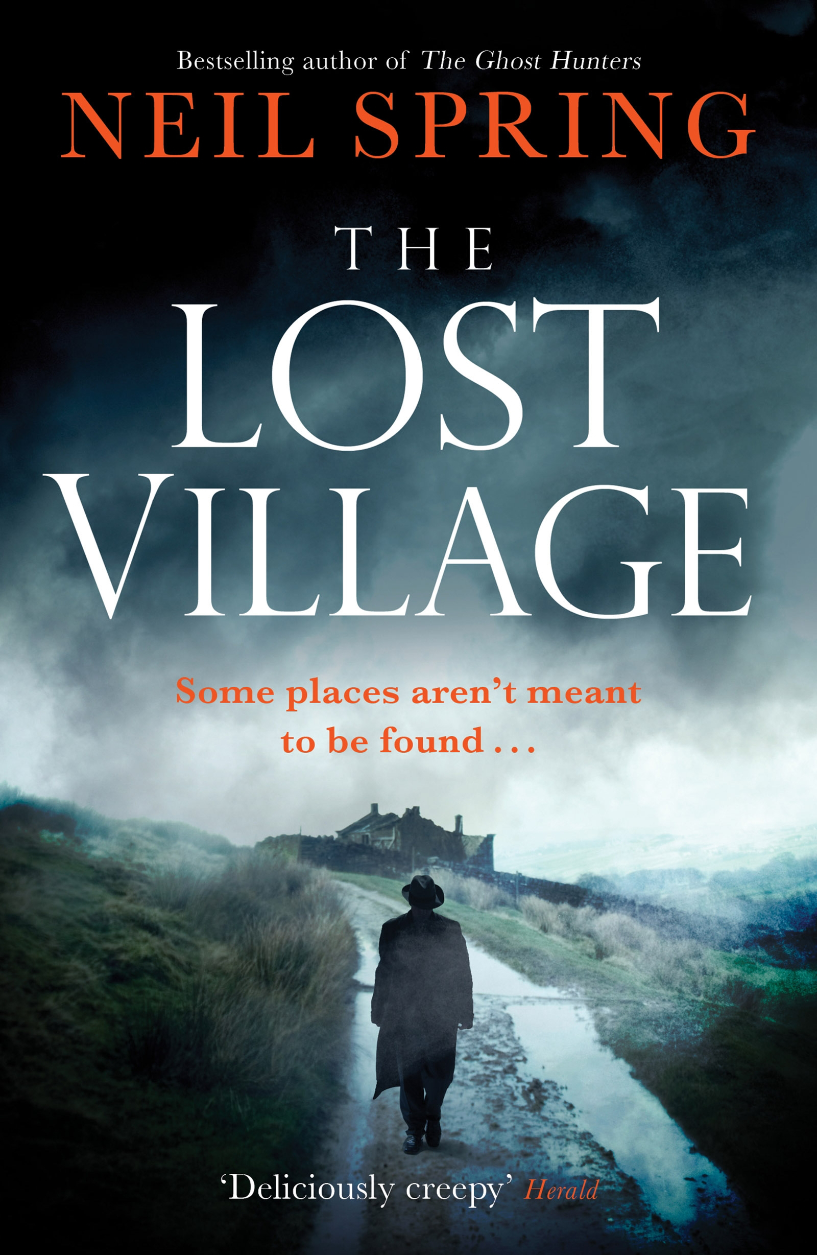 The Lost Village, by Neil Spring, is about the Salisbury Plain village of Imber