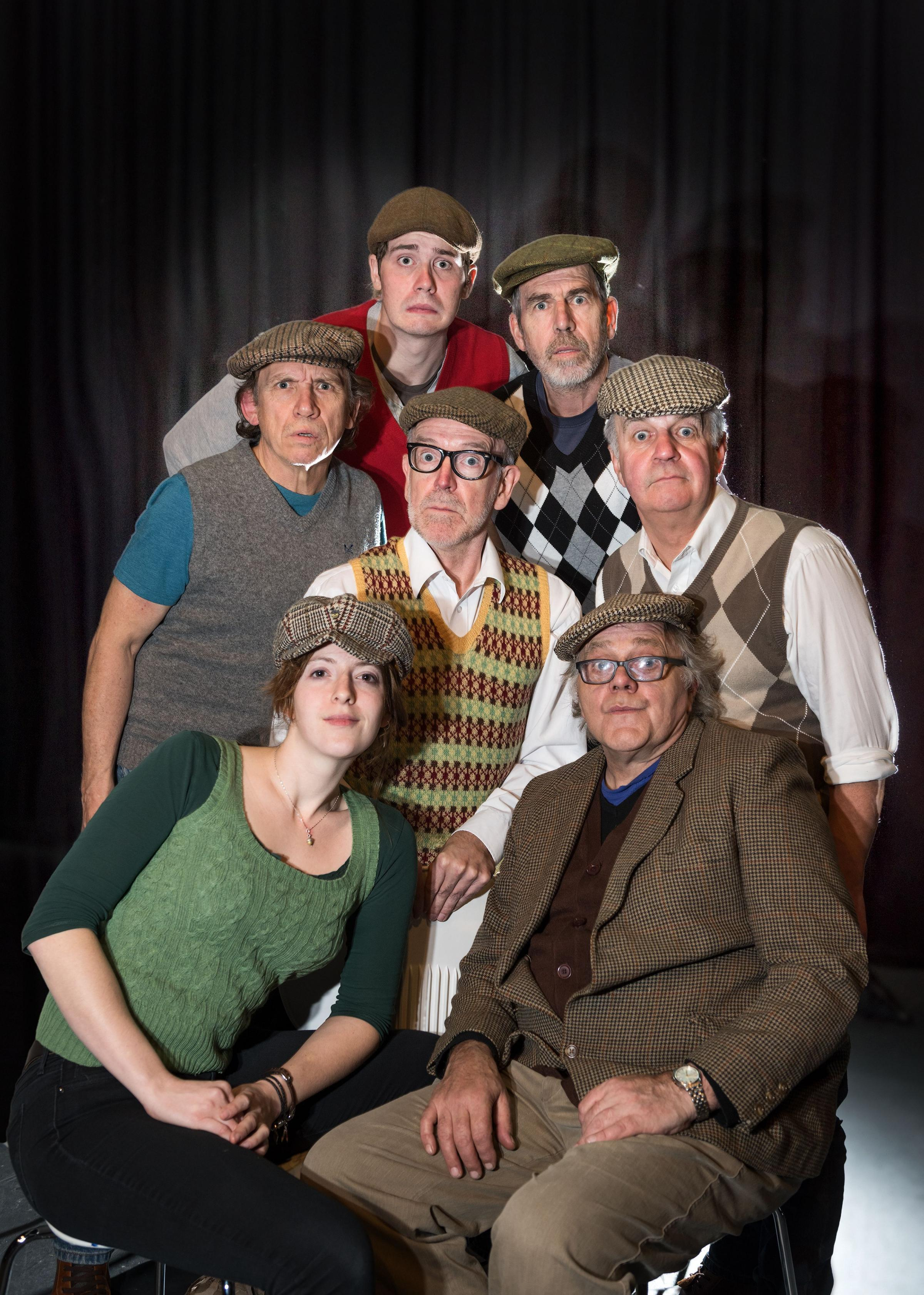 Four Candles by Studio Theatre Salisbury