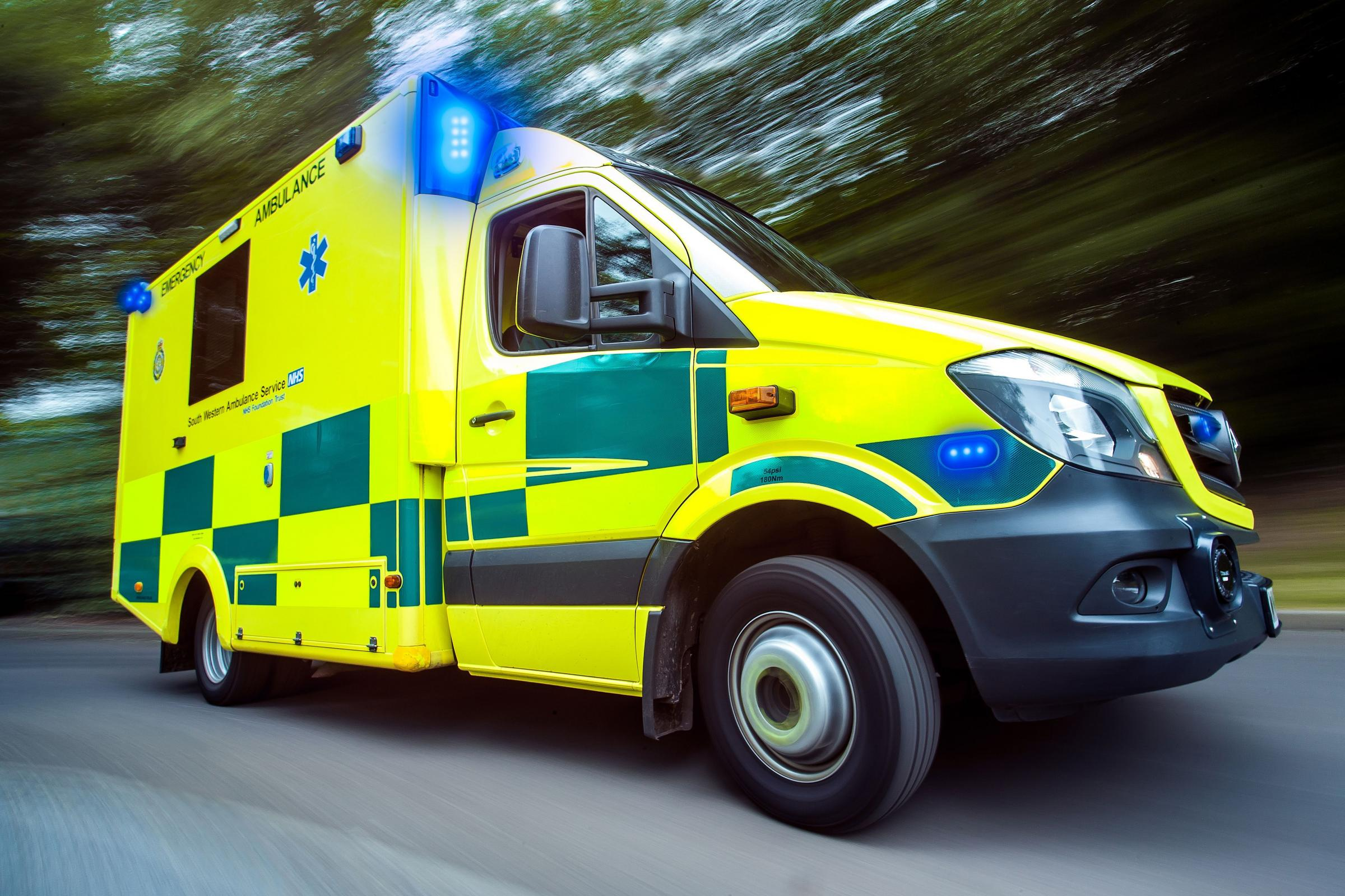 Sexual health uk nhs ambulance
