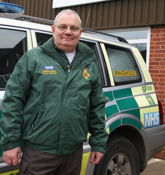 Urgent plea for life-saving volunteers to join town's only community first responder