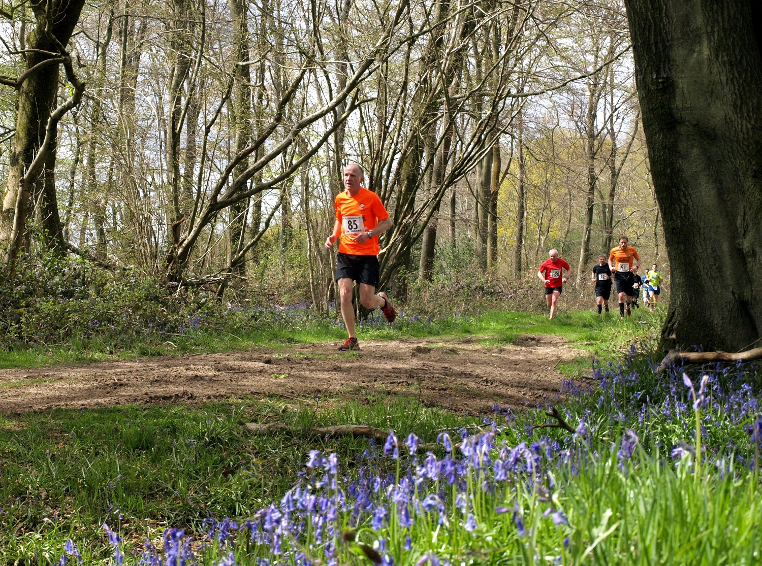 Hurstbourne 5 Multi-terrain Race
