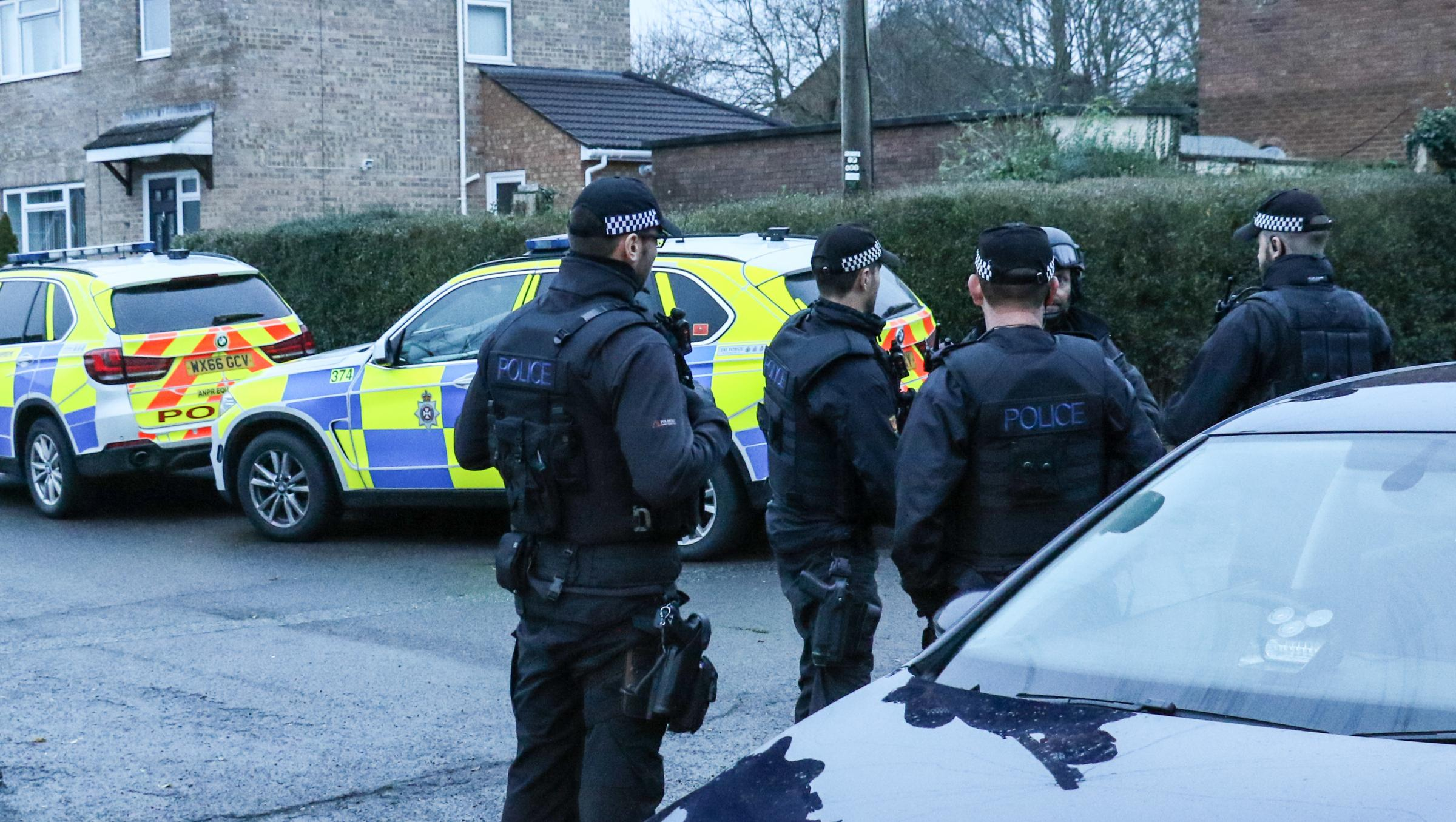 Armed police called after woman, 70, threatened officers with knives and gun, court hears