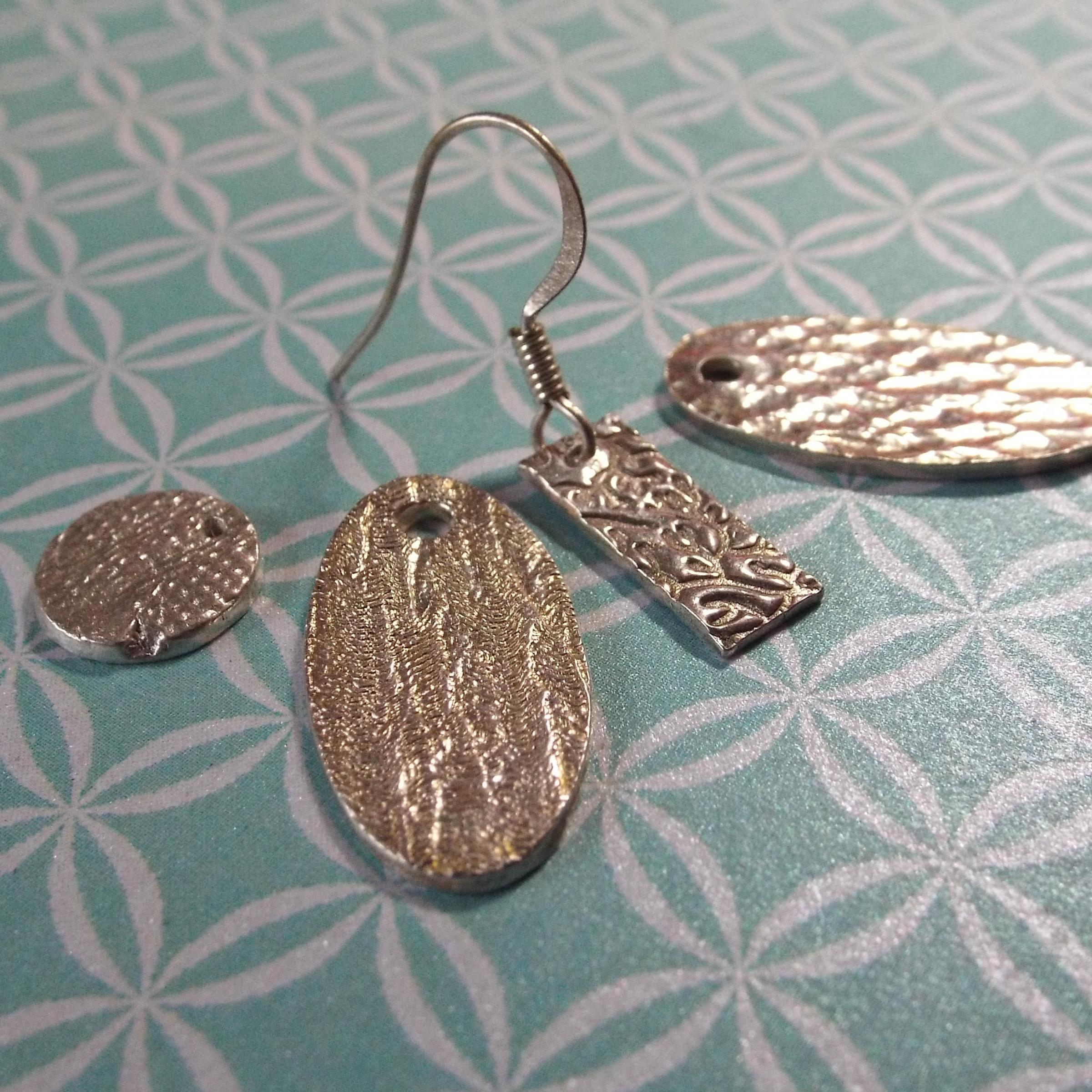 An Introduction to Silver Clay Jewellery